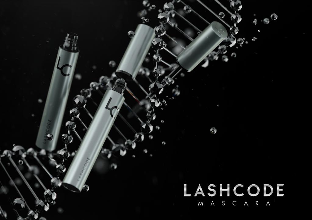 Lashcode precyzyjnie skomponowany tusz do rzęs