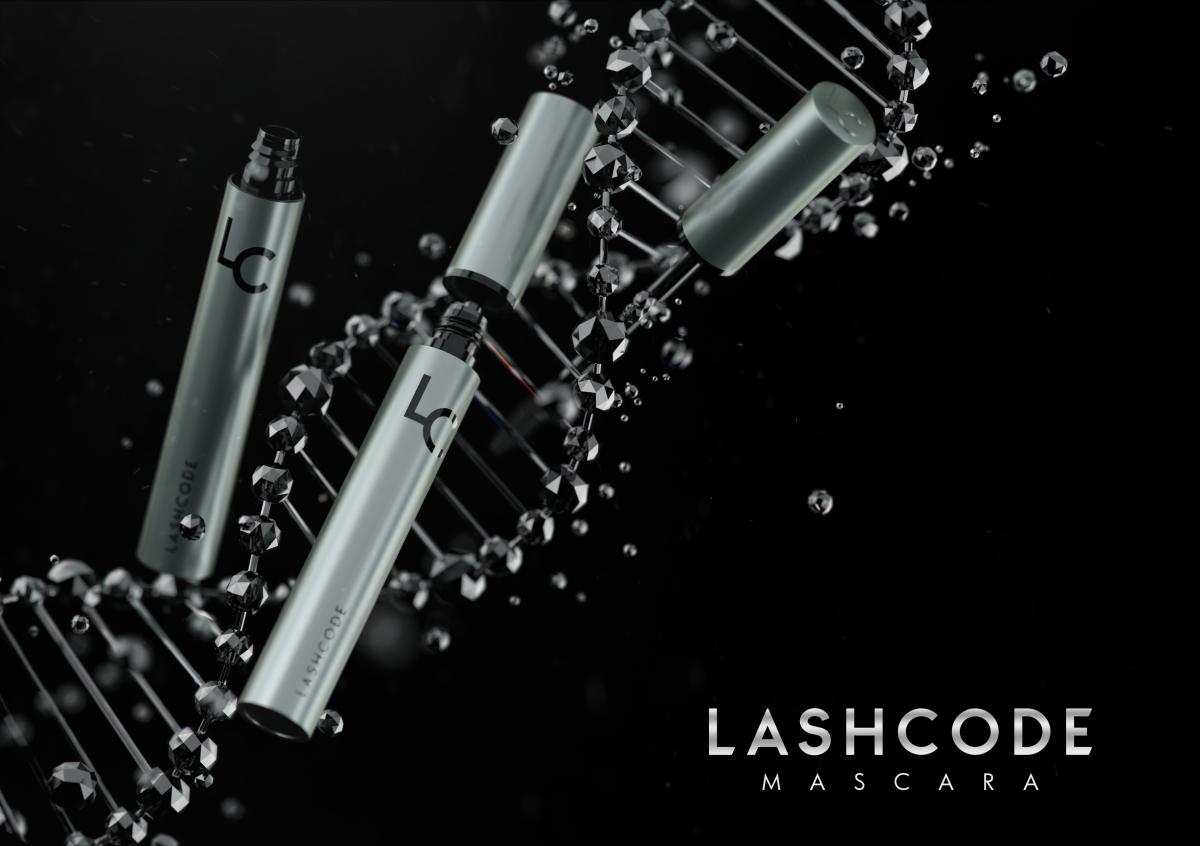 Mascara Lashcode zna kod do spektakularnie pięknych rzęs!
