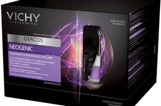 Vichy Dercos Neogenic, czyli coś na porost włosów