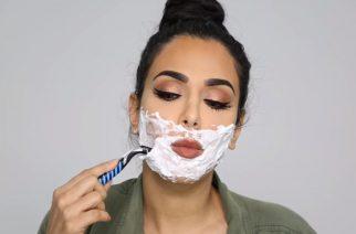 Czy kobieta musi golić twarz? Powinna… dla perfekcyjnego makijażu