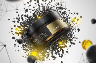 Nanoil Keratin Hair Mask, czyli keratynowa odbudowa w domu
