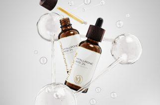 Dobre serum do twarzy z kwasem hialuronowym – Nanoil stawia na efekty!