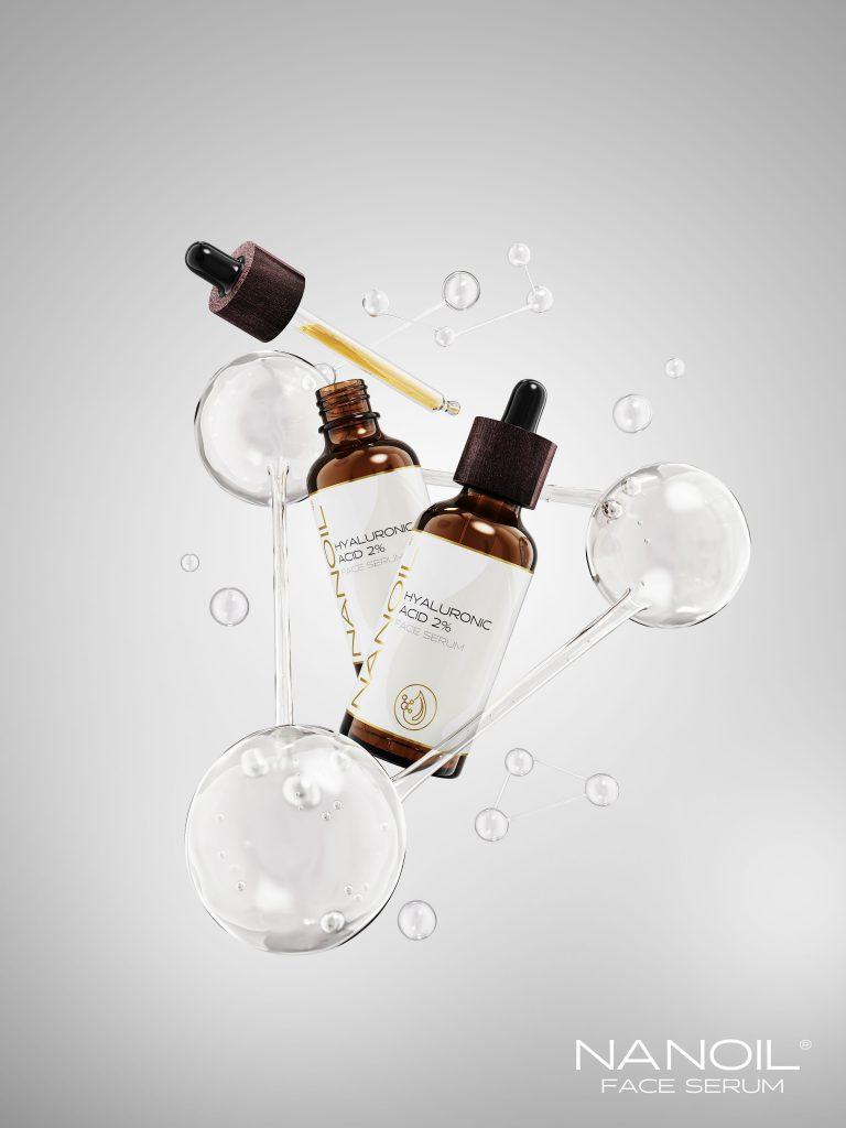 nanoil kwas hialuronowy serum do twarzy
